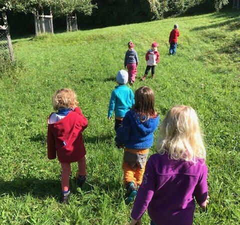 Übersicht Kindergärten, Kita