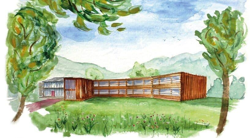 Spenden Neubau Schule