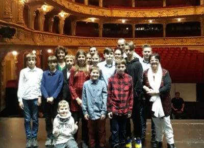 Besuch der Züricher Oper